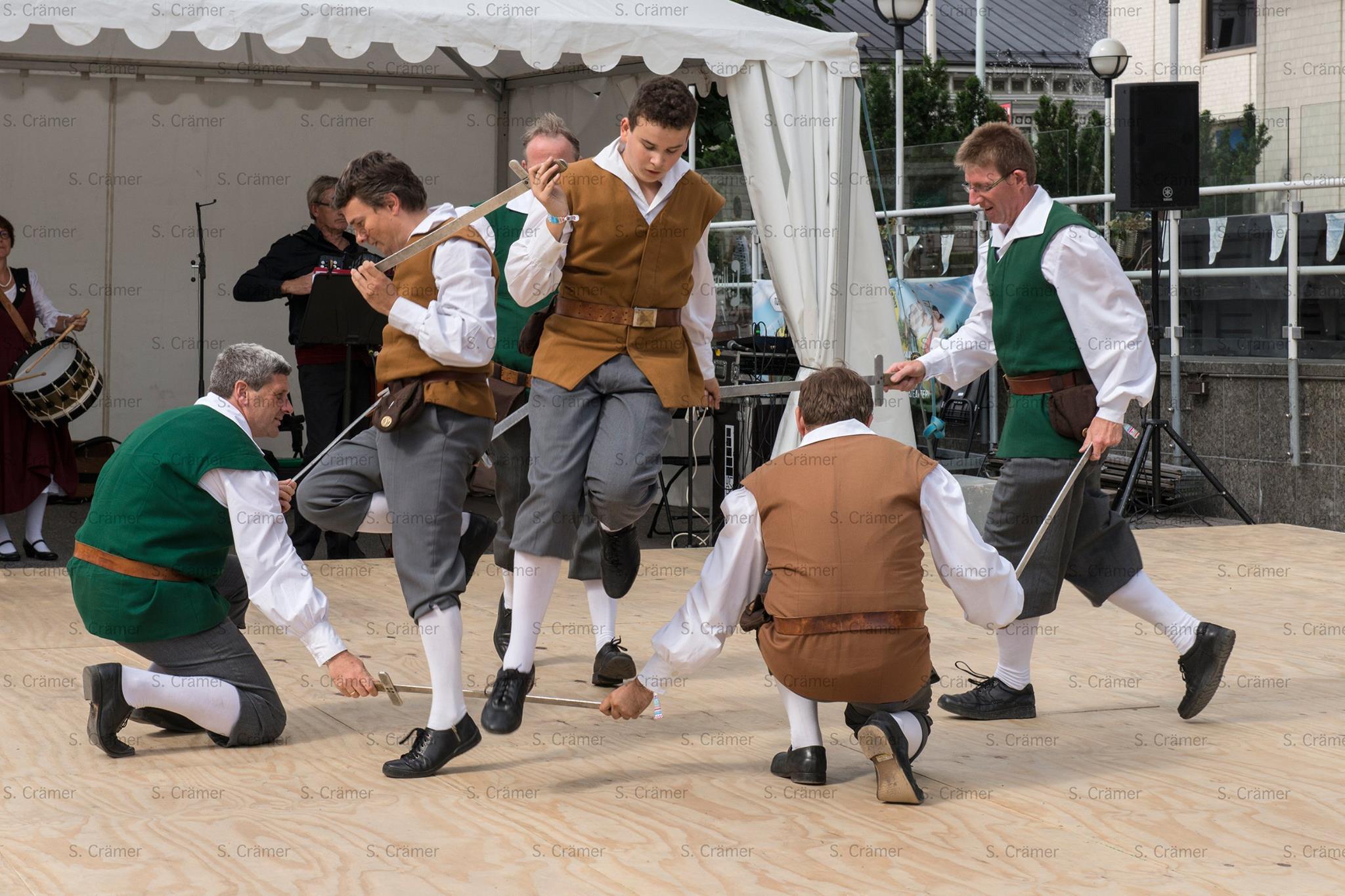 Foto dansers optreden finland
