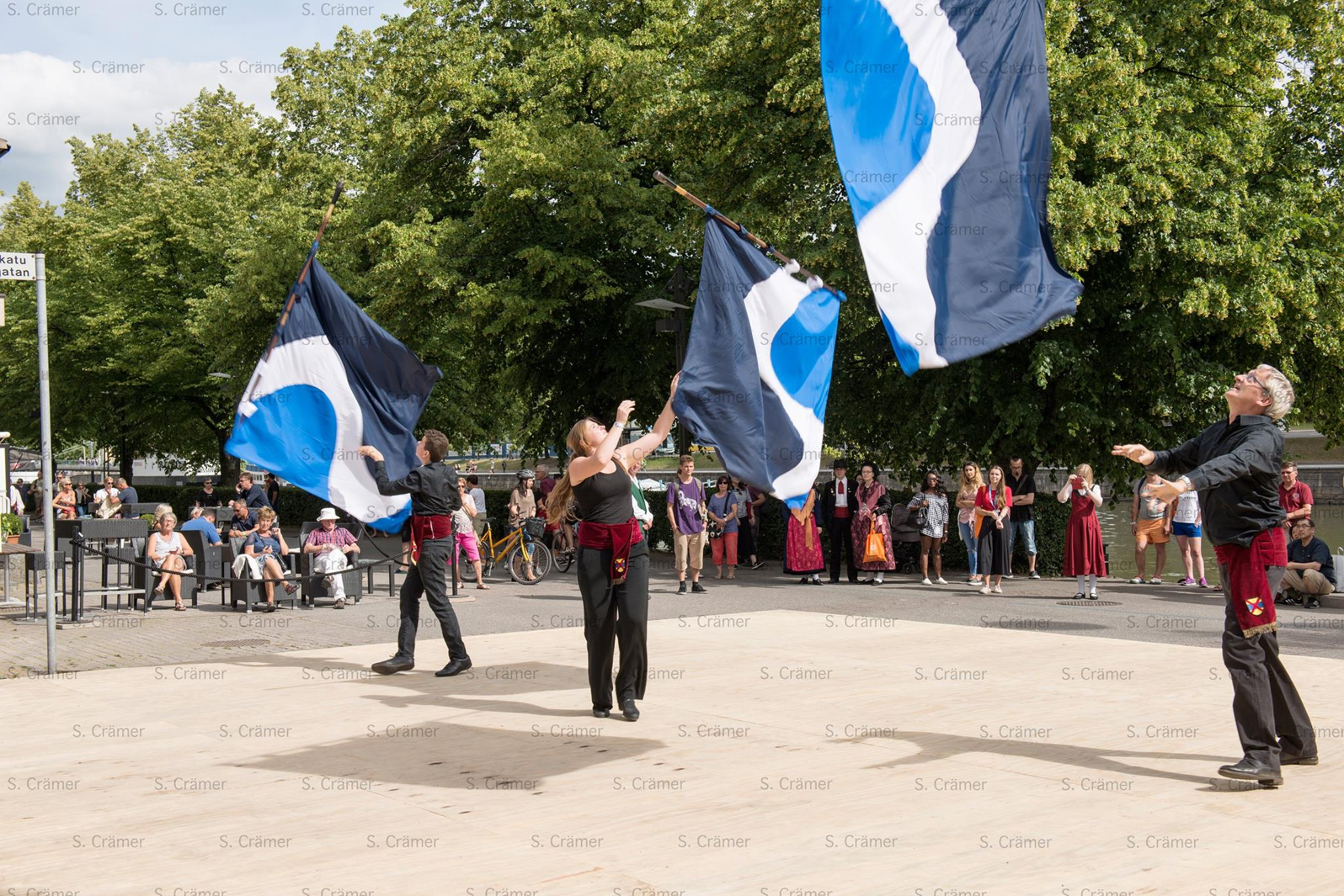 Foto vendeliers optreden Finland